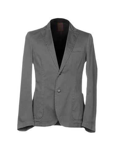 Купить Мужской пиджак INDIVIDUAL цвет стальной серый