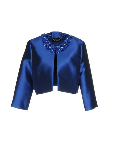 Фото - Женский пиджак  ярко-синего цвета