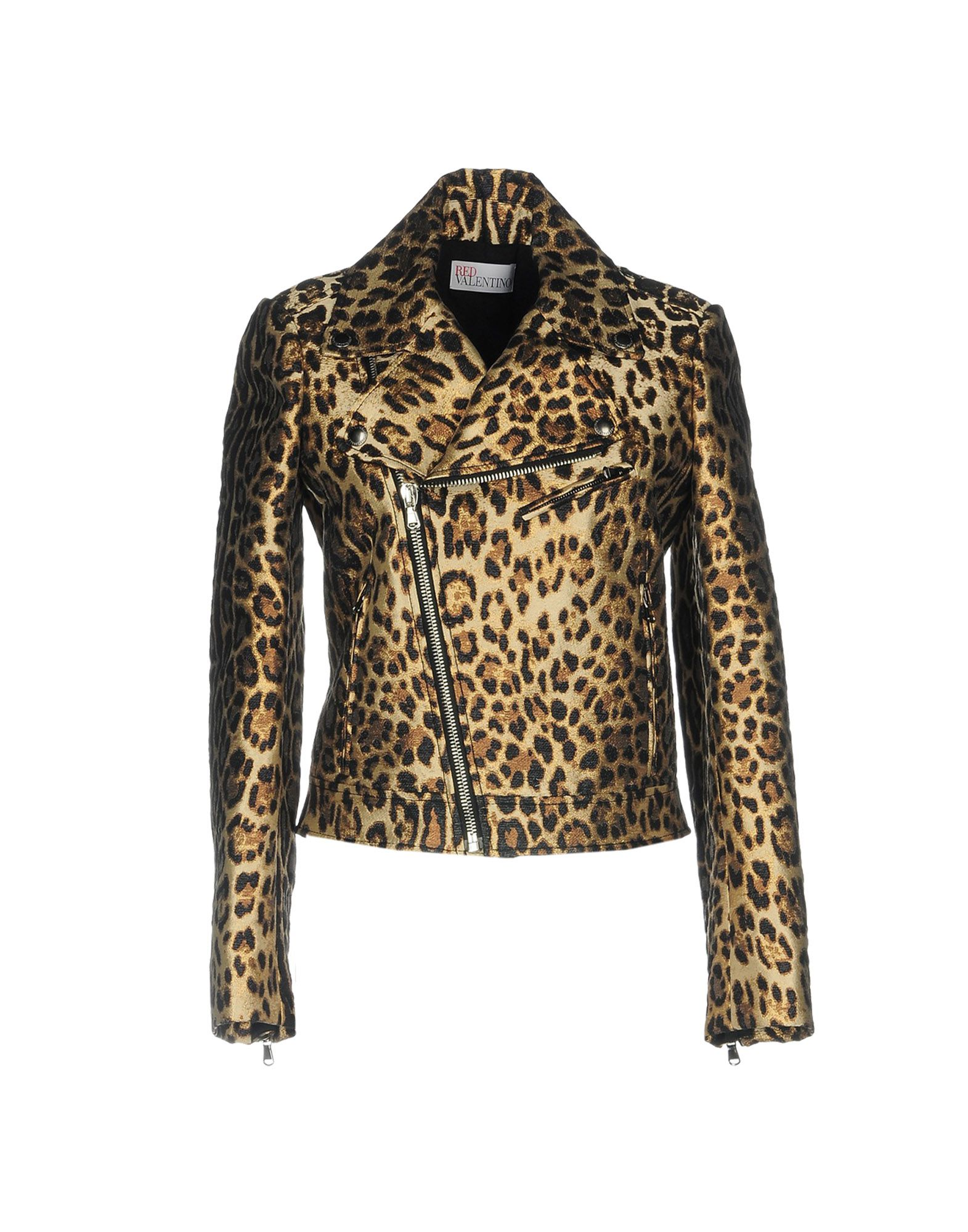 Outfit | REDValentino Damen Jacke Farbe Beige Größe 3