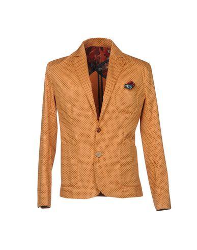 Купить Мужской пиджак NEILL KATTER оранжевого цвета