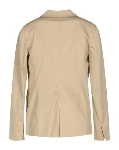 Фото 2 - Женский пиджак CHRISTIAN PELLIZZARI бежевого цвета