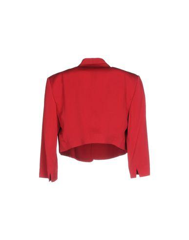 Фото 2 - Женский пиджак CHRISTIAN PELLIZZARI красного цвета
