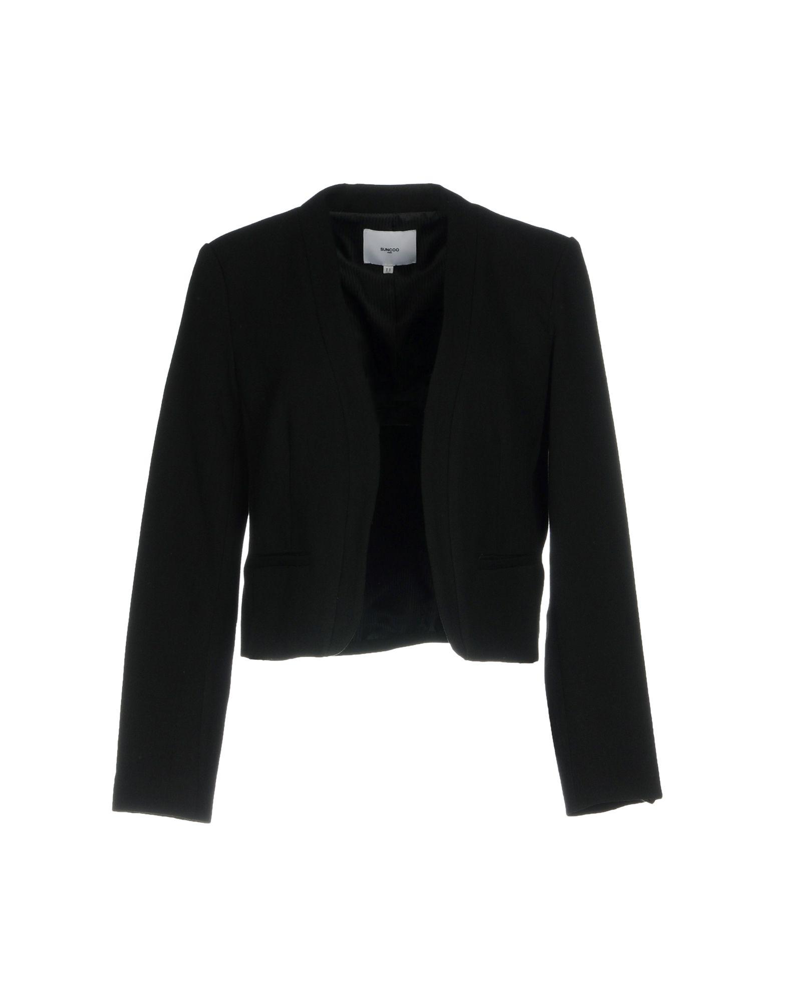 SUNCOO Blazer in Black
