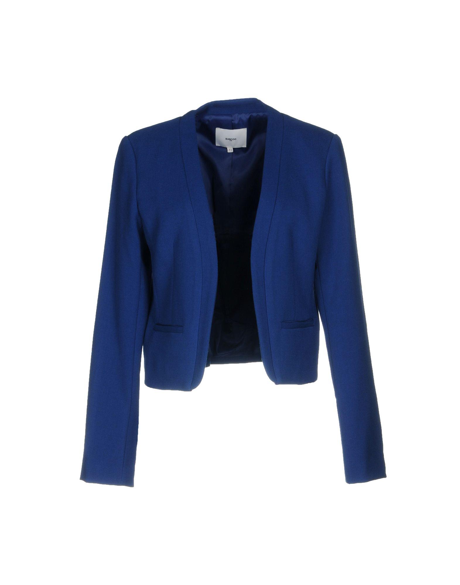 SUNCOO Blazer in Blue