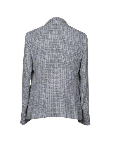 Фото 2 - Мужской пиджак  синего цвета