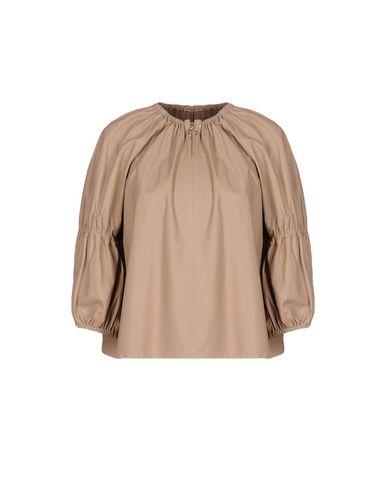 Фото - Женский пиджак  светло-коричневого цвета