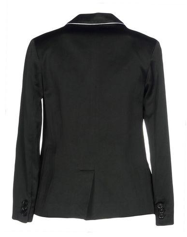 Фото 2 - Женский пиджак AGLINI черного цвета