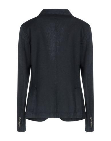 Фото 2 - Женский пиджак FABIANA FILIPPI темно-синего цвета