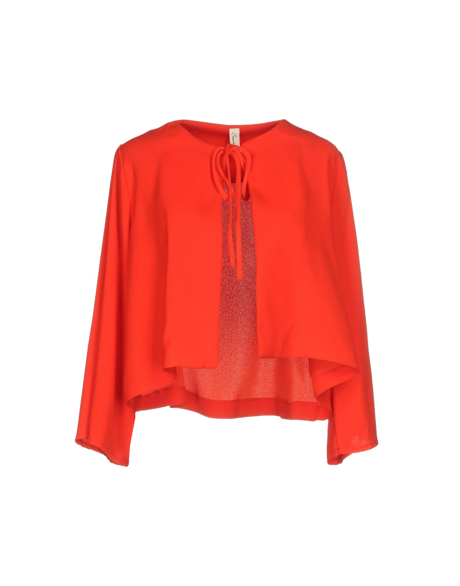 SOUVENIR Пиджак souvenir платье длиной 3 4