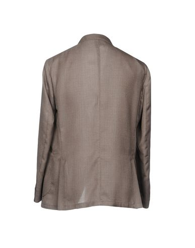 Фото 2 - Мужской пиджак LABORATORI ITALIANI цвета хаки
