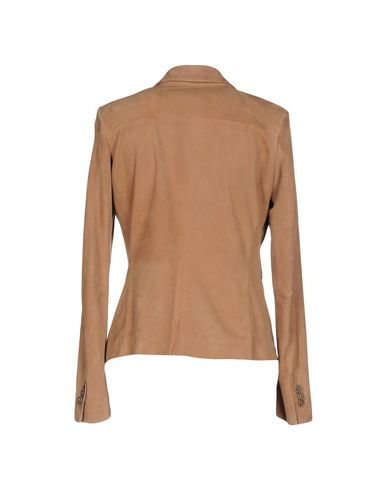 Фото 2 - Женский пиджак ELEVENTY светло-коричневого цвета