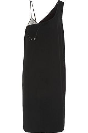 MM6 MAISON MARGIELA Sequined crepe dress