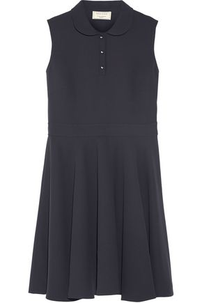 MAISON KITSUNÉ Ella crepe dress