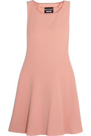 BOUTIQUE MOSCHINO Crepe mini dress