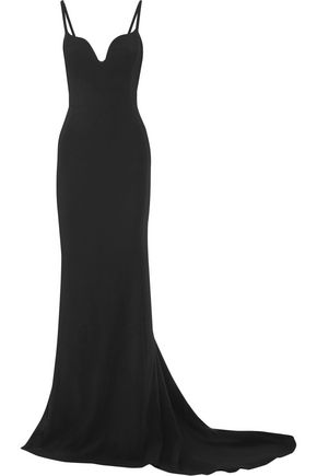 STELLA McCARTNEY Primrose stretch-cady gown