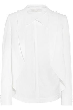ANTONIO BERARDI Stretch-crepe blazer