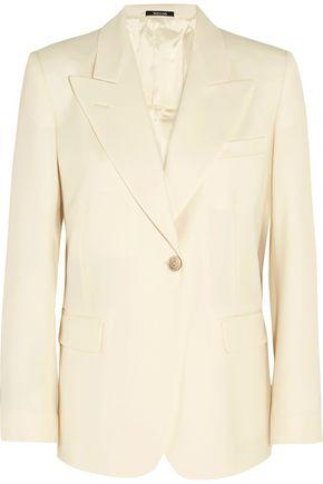 MAISON MARGIELA Wool-blend blazer
