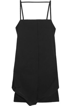 MAISON MARGIELA Cotton-blend poplin dress