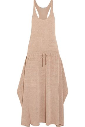 STELLA McCARTNEY Stretch-knit maxi dress