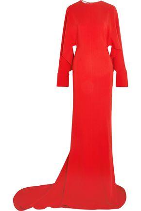 STELLA McCARTNEY Cutout cady gown