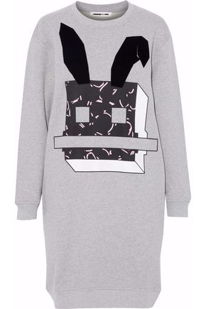 McQ Alexander McQueen Printed cotton sweatshirt