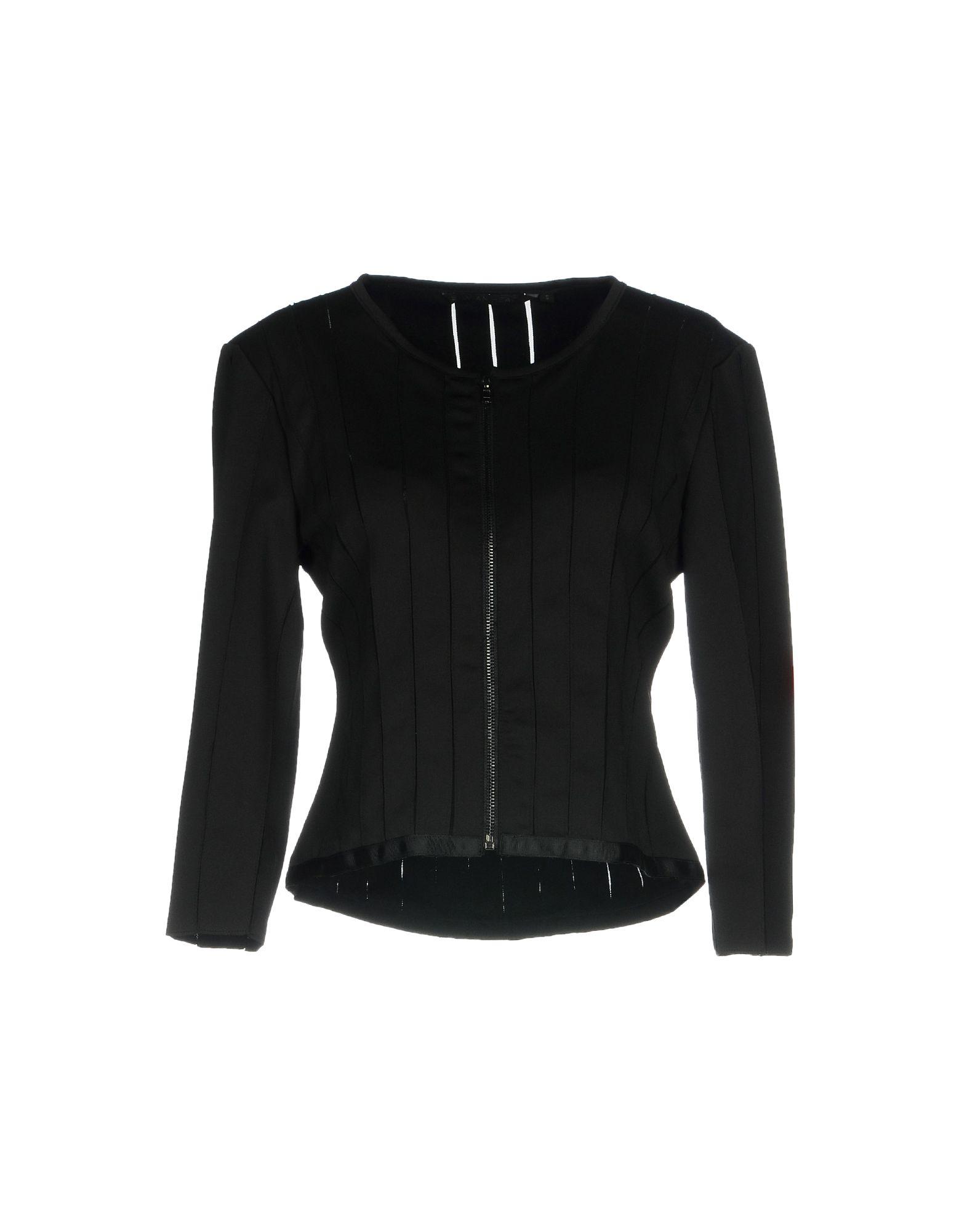 SILVIAN HEACH Пиджак джинсы женские silvian heach moose veronica цвет черный pga18875je d black размер 26 42 44