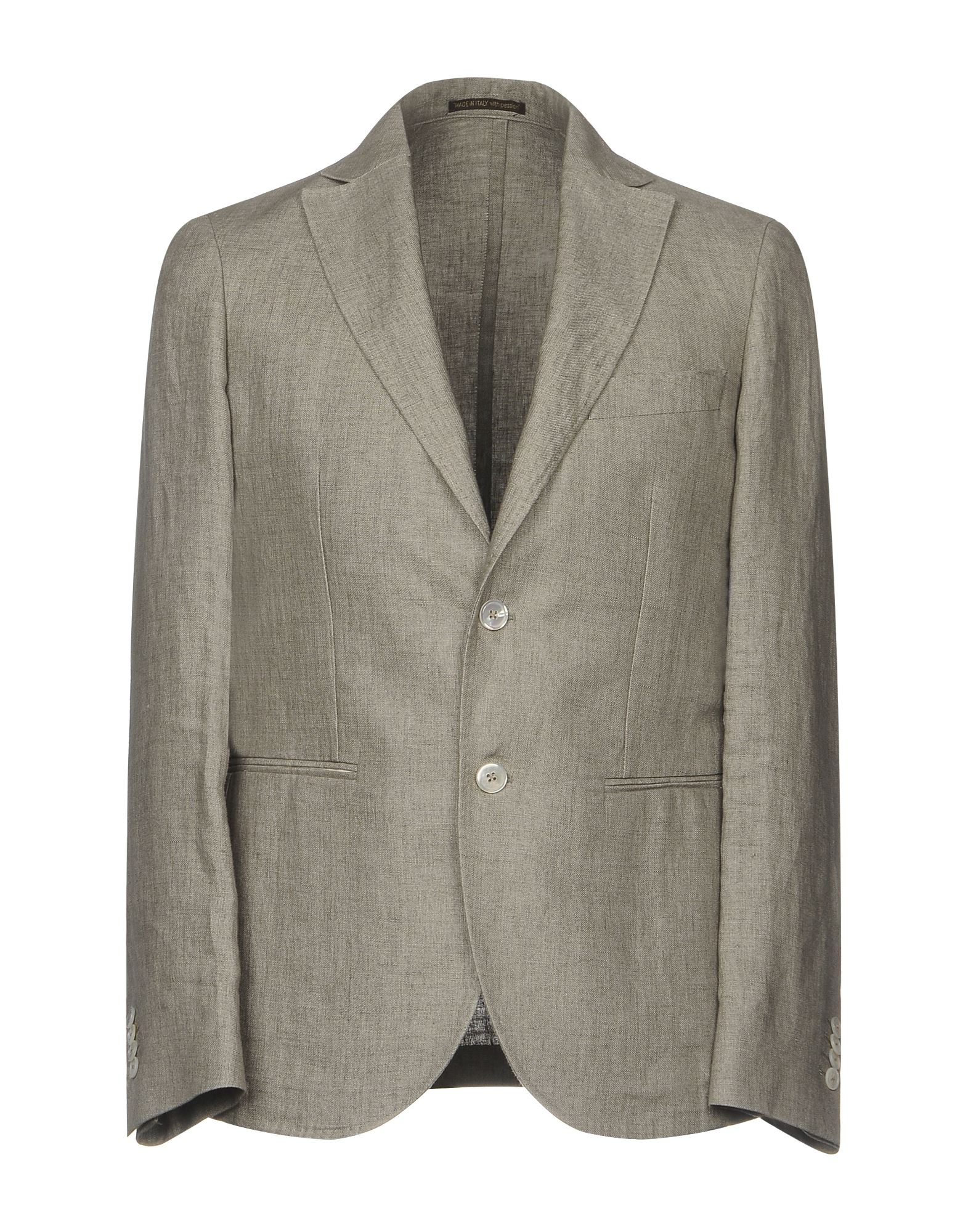 ROYAL HEM Blazer in Grey