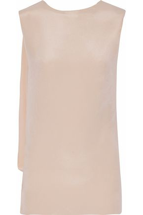 LANVIN Silk-crepe de chine top