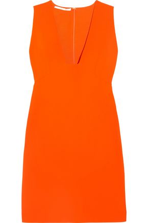 Stretch Cady Mini Dress by Stella Mc Cartney