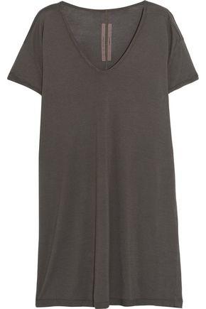 RICK OWENS Jersey T-shirt