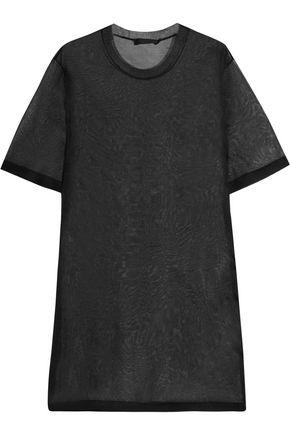 Wilson mesh mini dress