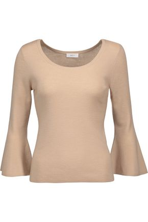 A.L.C. Tadeo merino wool-blend top
