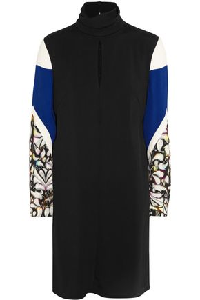 PETER PILOTTO Jena printed crepe dress