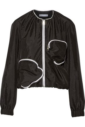 J.W.ANDERSON Zip-detailed shell jacket