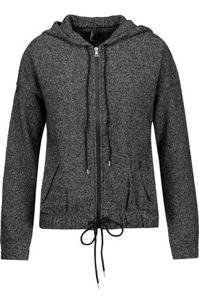 J BRAND Hueneme stretch-knit hooded jacket