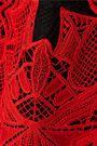 JONATHAN SIMKHAI Two-tone guipure lace dress