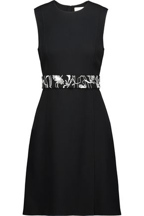 JASON WU Belted crepe dress