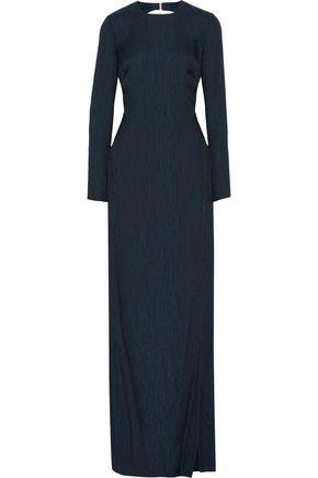 JASON WU Open-back cloqué gown