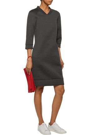 TOMAS MAIER Scuba-jersey mini dress