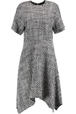 ISABEL MARANT Ines asymmetric wool-blend bouclé dress