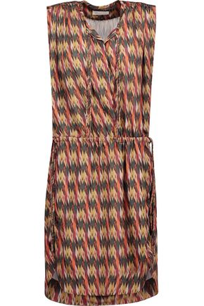 ISABEL MARANT ÉTOILE Hollis printed crepe de chine dress