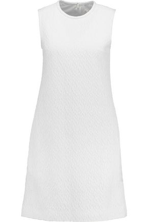 CARVEN Cloqué mini dress