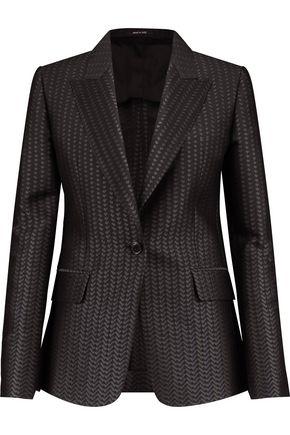 MAISON MARGIELA Jacquard blazer