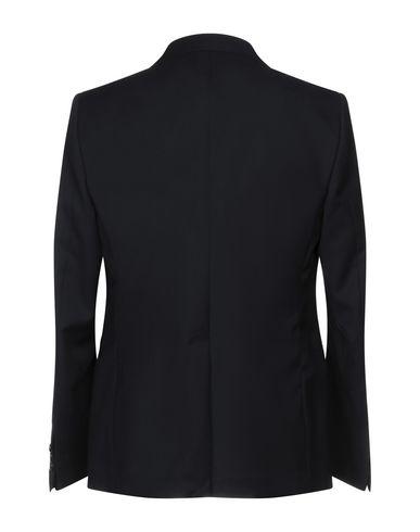 Фото 2 - Мужской пиджак 57 T темно-синего цвета