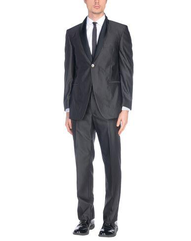 Купить Мужской костюм REPORTER черного цвета