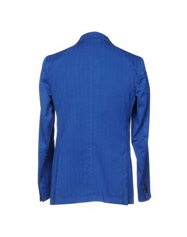 Фото 2 - Мужской пиджак REPORTER синего цвета