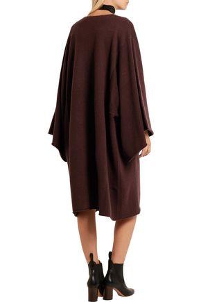 CHLOÉ Oversized cashmere dress