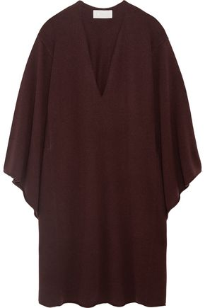 CHLOÉ Oversized cashmere midi dress