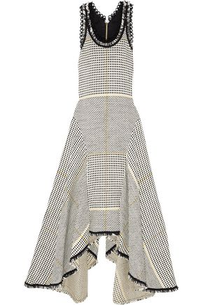 ROKSANDA Merrion woven crepe midi dress