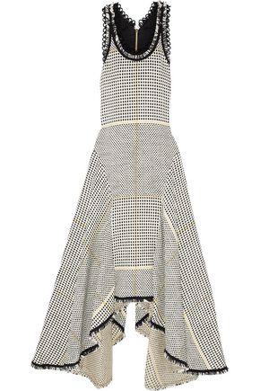 ROKSANDA Merrion woven crepe midi dress